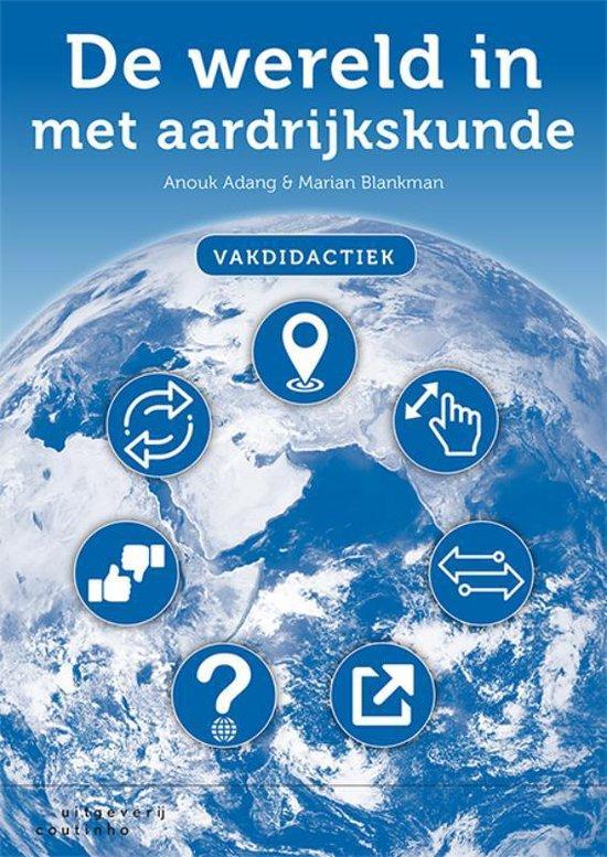 De wereld in met aardrijkskunde - Anouk Adang |