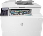 HP LaserJet Color MFP M183fw - All-in-One Kleuren Laserprinter