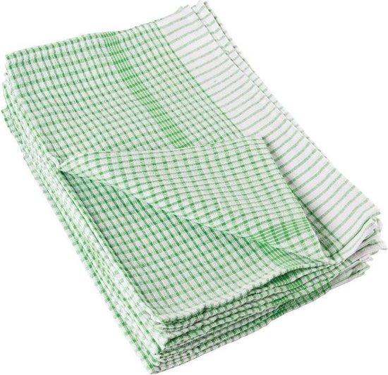 Theedoek algemeen gebruik groen