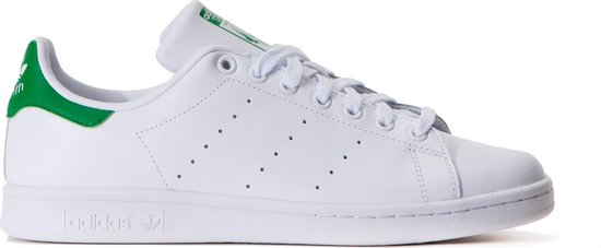 adidas Stan Smith Heren Sneakers Cloud WhiteCore WhiteGreen Maat 43 13