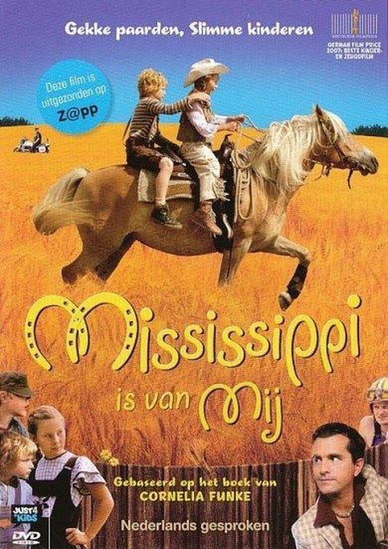 Cover van de film 'Mississippi Is Van Mij'