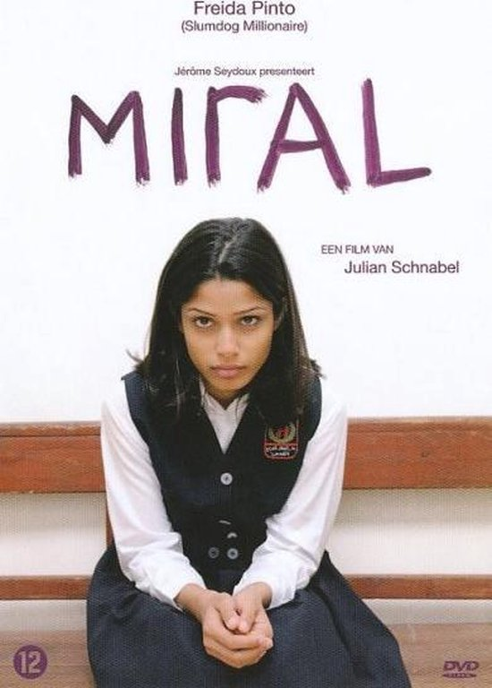 Cover van de film 'Miral'