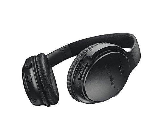 Bose QuietComfort 35 serie II - Draadloze over-ear koptelefoon met Noise Cancelling - Zwart