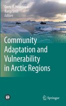 Community Adaptation and Vulnerability in Arctic Regions