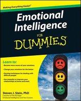 Afbeelding van Emotional Intelligence for Dummies