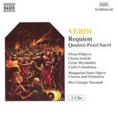 Verdi:Requiem/Quattro Pezzi...