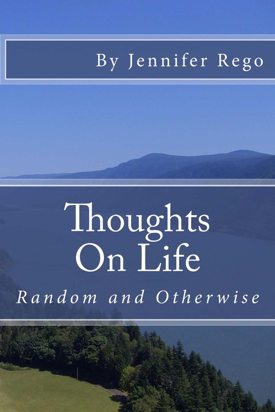 Omslag van Thoughts on Life