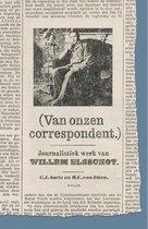 Van onzen correspondent