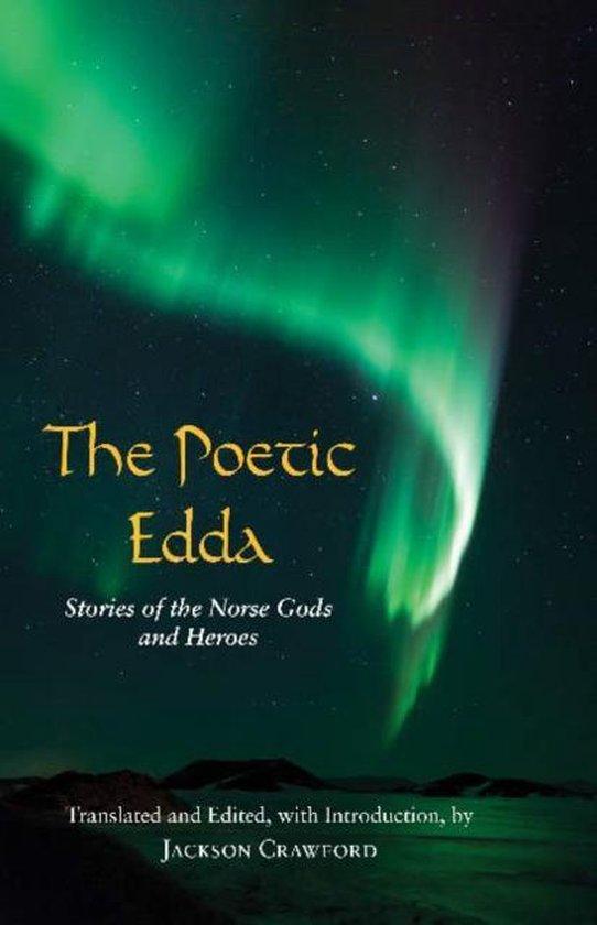 Boek cover The Poetic Edda van Jackson Crawford (Paperback)