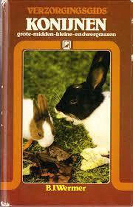 Verzorgingsgids konijnen - Wermer |