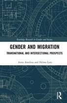 Boek cover Gender and Migration van Anna Amelina
