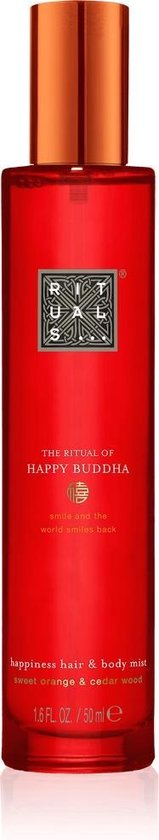 Rituals The Ritual of Happy Buddha Hair & Body Mist - 50 ml