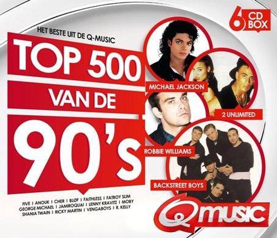 Q-Music Top 500 Van 90's (2015