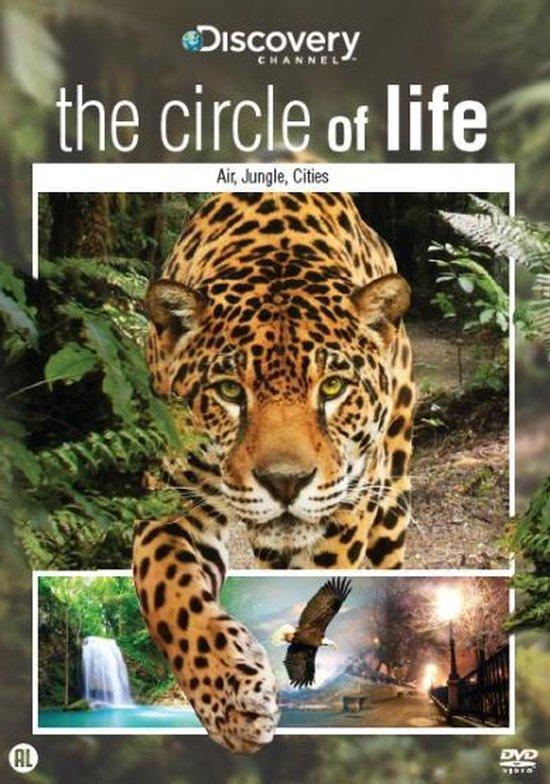 Cover van de film 'Air, Jungle & Cities'