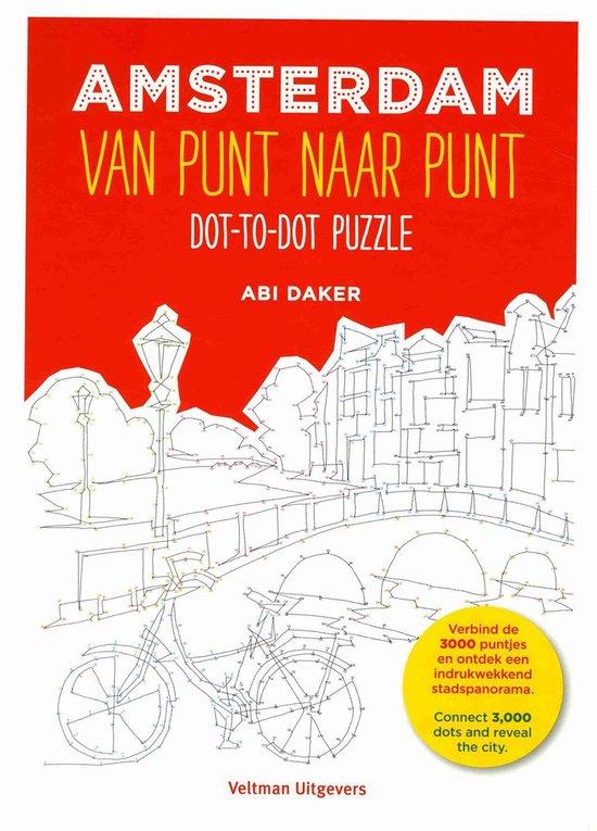 Amsterdam, van punt naar punt - Abi Daker |