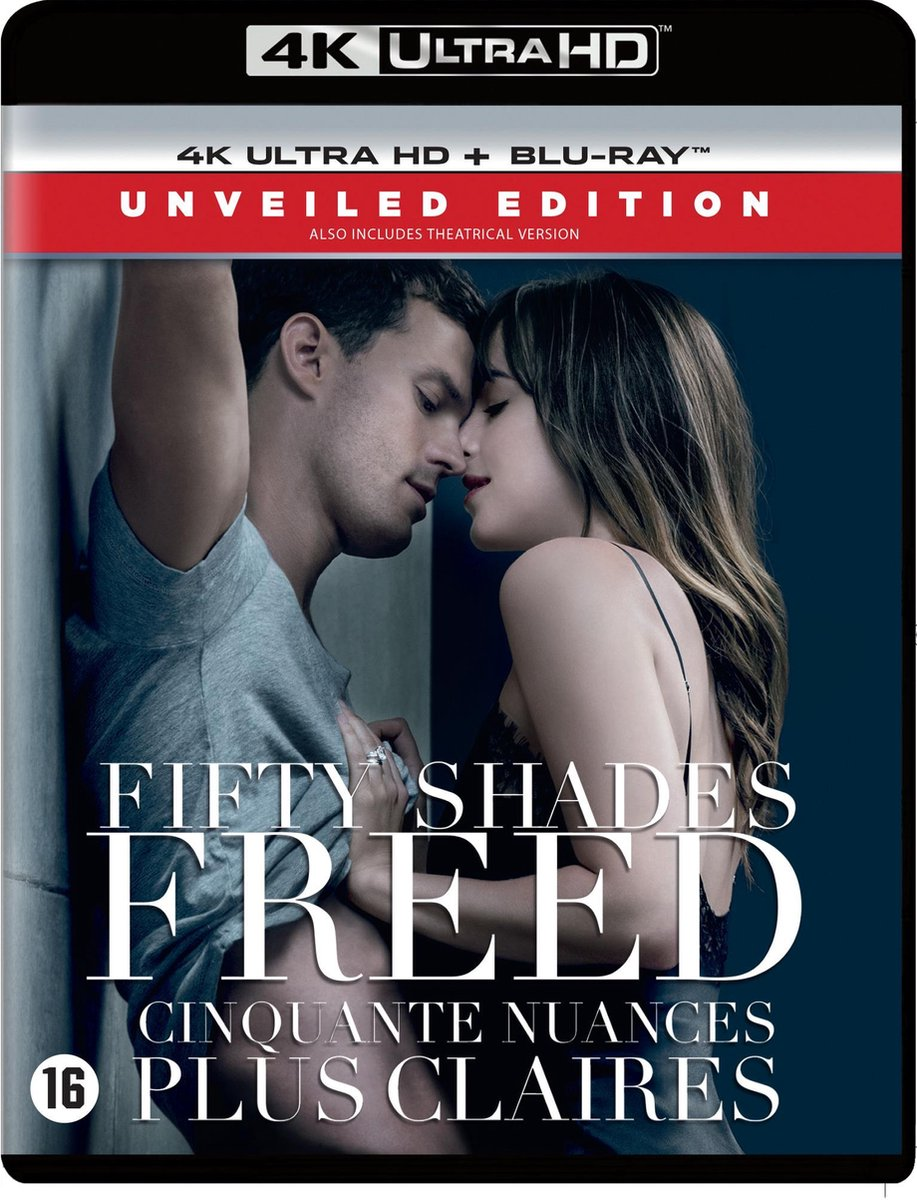 Fifty Shades Freed (4K Ultra HD Blu-ray)-