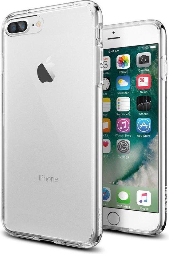 Spigen Ultra Hybrid Case Apple iPhone 7 Plus / 8 Plus Crystal Clear