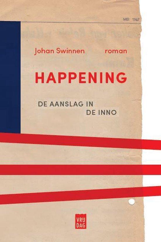 Happening - Johan Swinnen | Readingchampions.org.uk