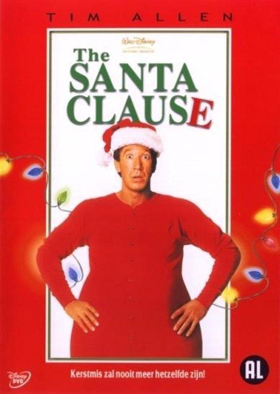 Cover van de film 'Santa Clause'