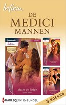 Intiem Bundel - De Medici mannen (3-in-1)