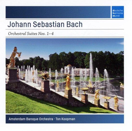 Orchestral Suites No.1-4