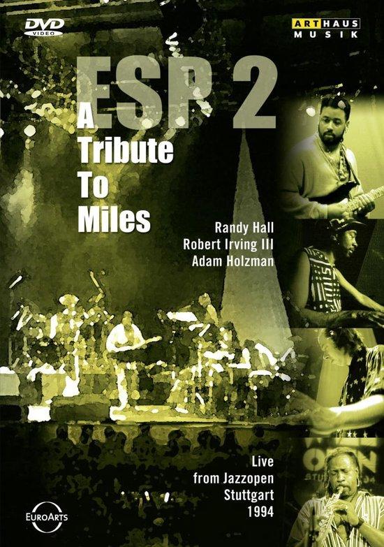 Cover van de film 'A Tribute To Miles'