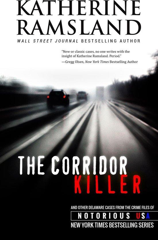 Omslag van The Corridor Killer