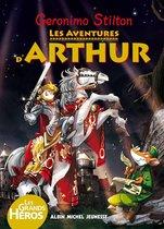 Omslag Les Aventures d'Arthur