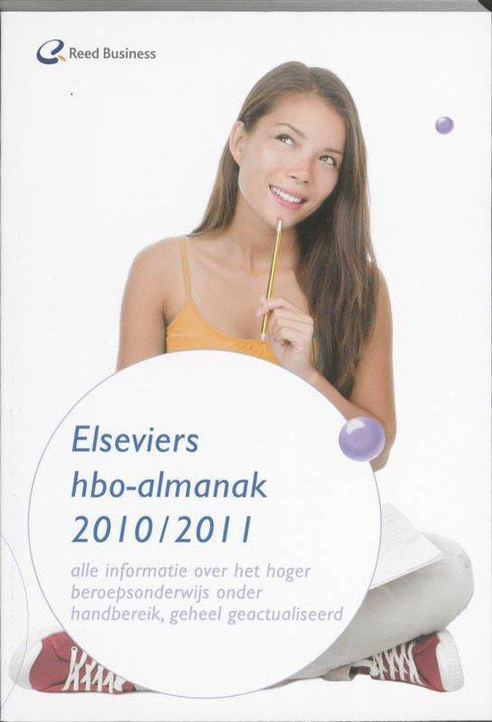 Cover van het boek 'HBO-almanak'