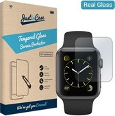 Just in Case Tempered Glass Apple Watch (38mm) Protector - Arc Edges