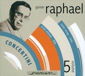 Concertini, Günter Raphael Edition Vol. 5