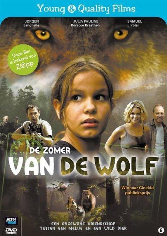 Cover van de film 'Zomer Van De Wolf'