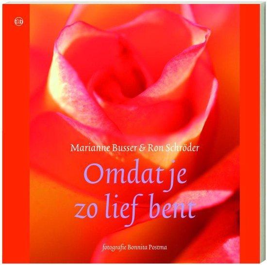Omdat Je Zo Lief Bent - Marianne Busser pdf epub