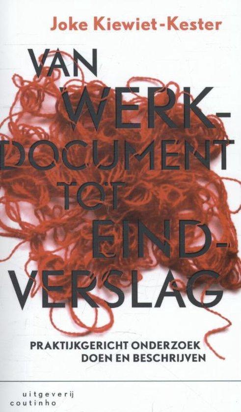 Van werkdocument tot eindverslag - Joke Kiewiet - Kester | Readingchampions.org.uk