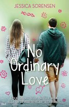 Omslag No ordinary love
