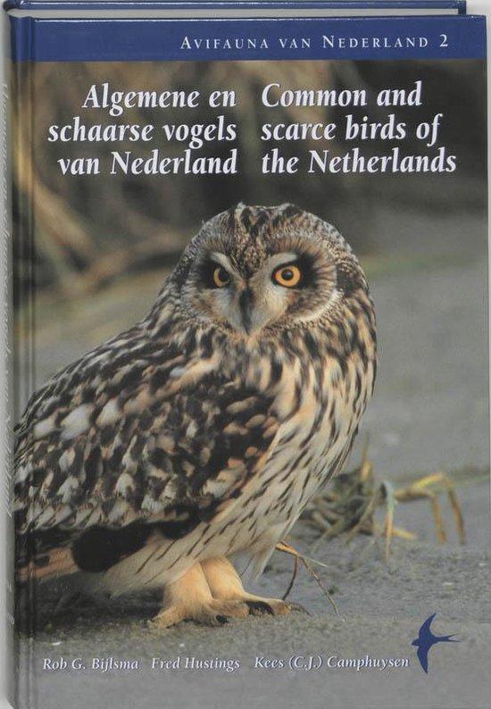 Algemene En Schaarse Vogels Van Nederland - Rob G. Bijlsma |