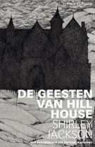 Omslag LJ Veen Klassiek  -   De geesten van Hill house