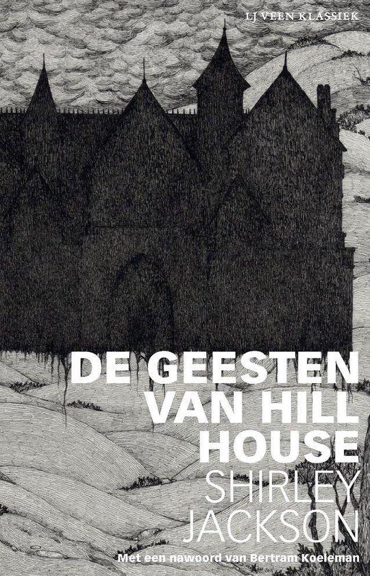 Boek cover LJ Veen Klassiek - De geesten van Hill house van Shirley Jackson (Paperback)