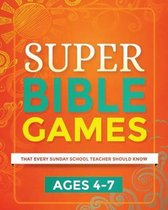Super Bible Games for Ages 4-7