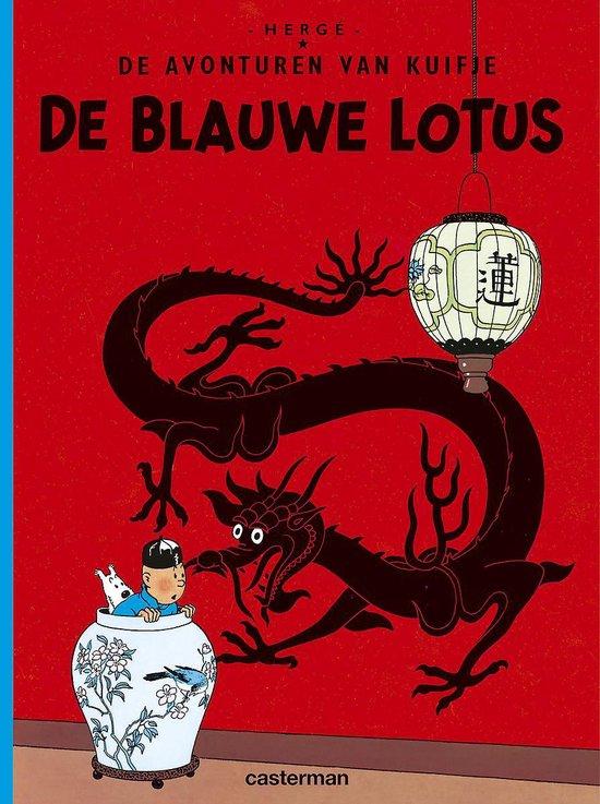 Kuifje 05. de blauwe lotus - Hergé pdf epub