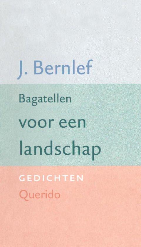 Bagatellen voor een landschap - J. Bernlef   Fthsonline.com