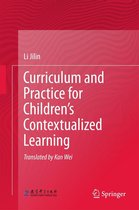 Omslag Curriculum and Practice for Children's Contextualized Learning
