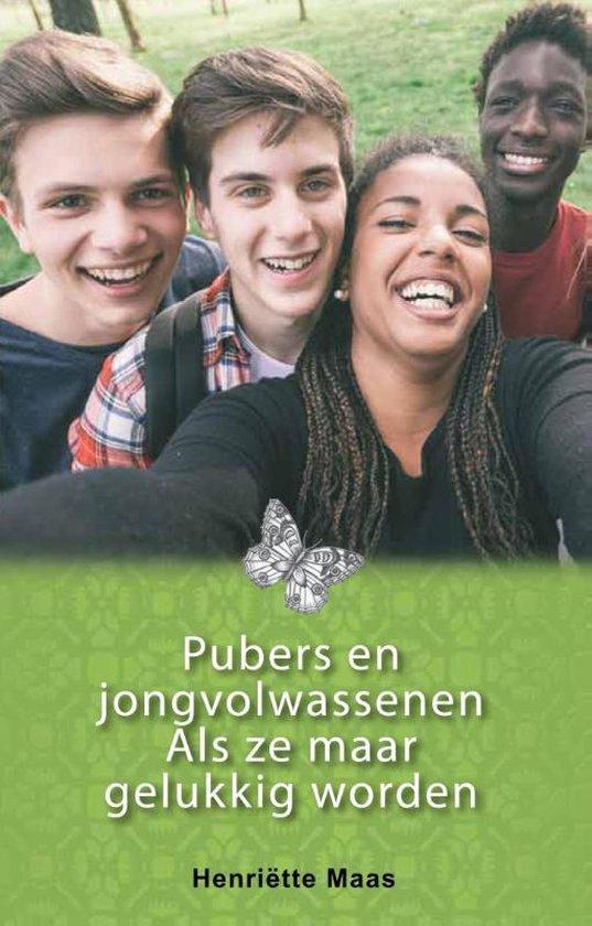 Wijze Ouders/HS Kids - Pubers en jongvolwassenen - Henriëtte Maas |