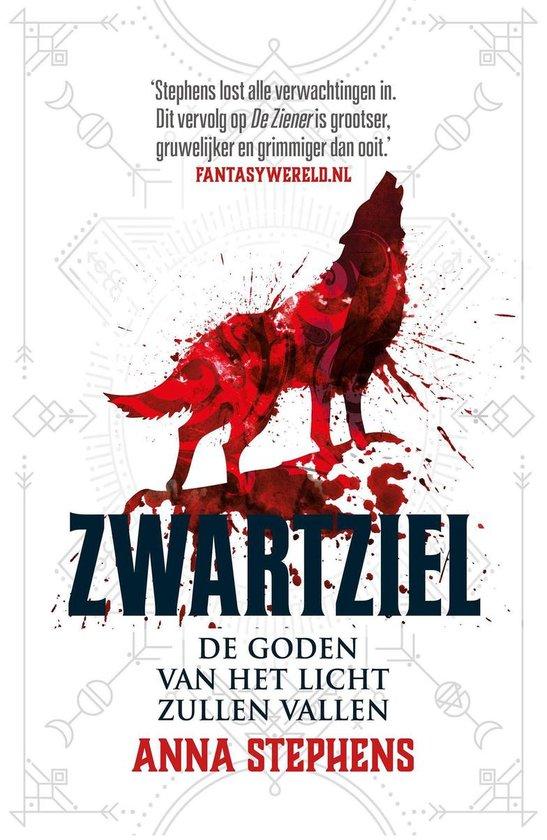 Zwartziel - Anna Stephens |
