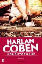 Boek cover Momentopname van Harlan Coben (Paperback)