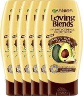 Garnier Loving Blends Avocado Karité - Voordeelverpakking 6 x 200 ml - Conditioner