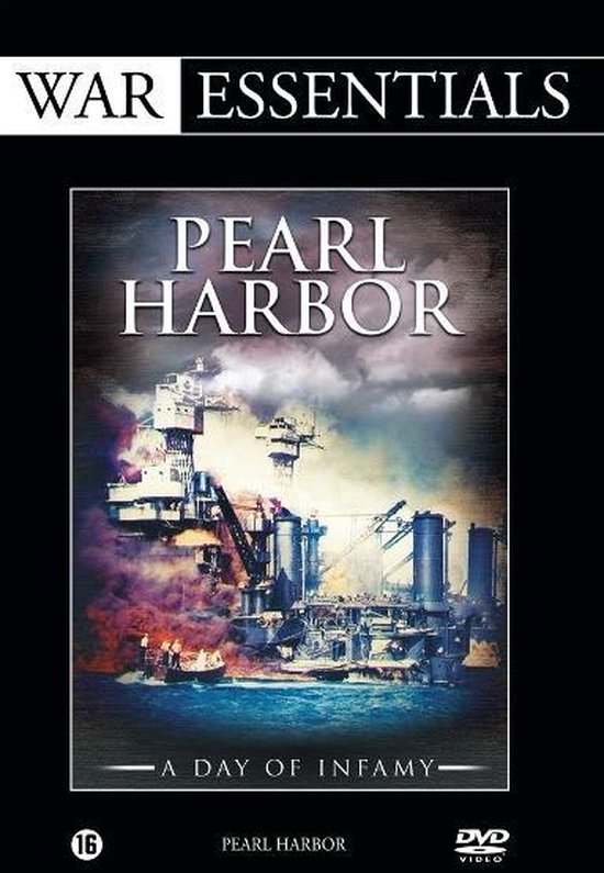 Cover van de film 'Pearl Harbor'