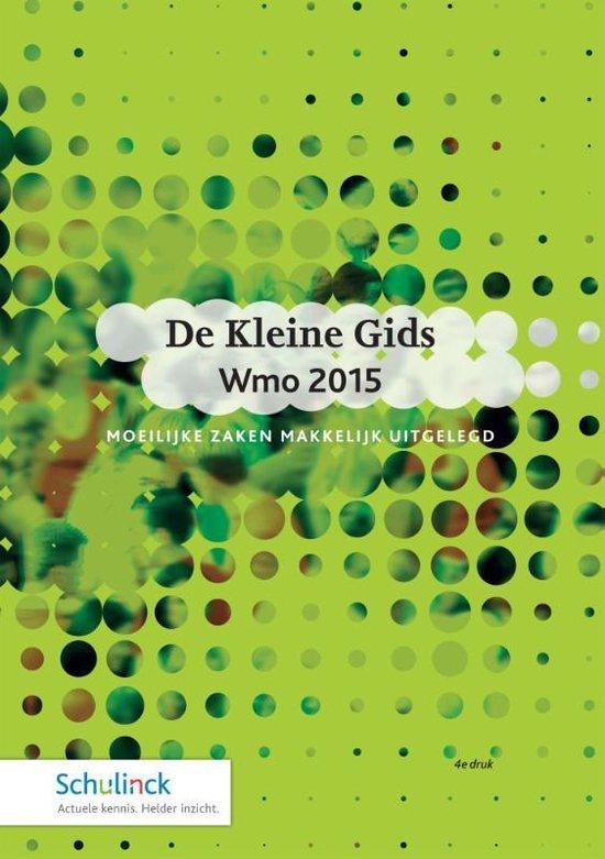 De Kleine Gids Wmo 2015 - none |