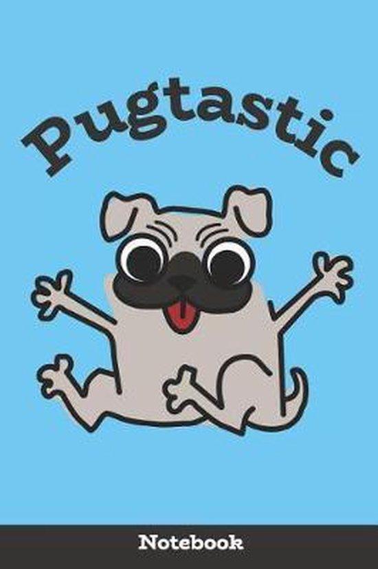 Pugtastic Notebook