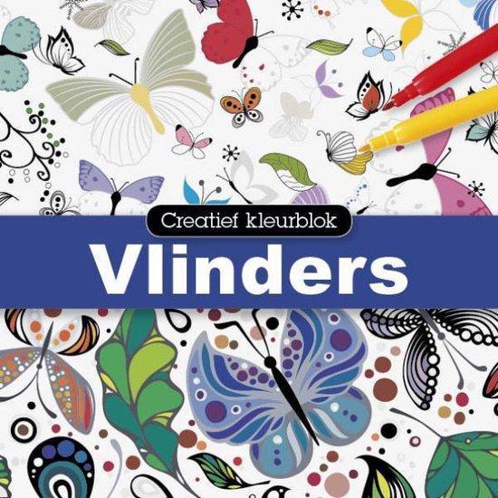 Creatief kleurblok - Vlinders - none |